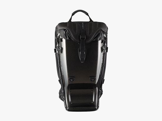 Point 65 Boblbee GTX 25L Carbon Hardshell Backpack Front