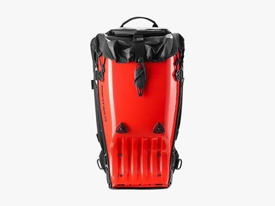Point 65 Boblbee GT 25L Hardshell Backpack Diablo red Front