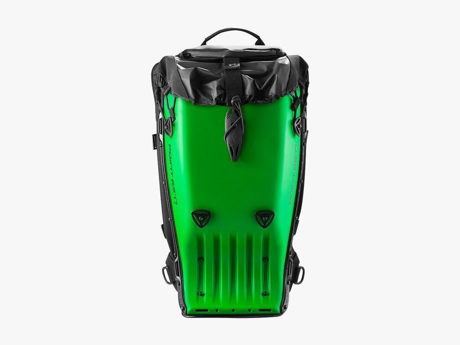 Point 65 Boblbee GT 25L Hardshell Backpack Kryptonite Front