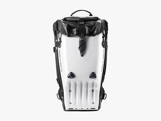 Point 65 Boblbee GT 25L Hardshell Backpack Igloo White