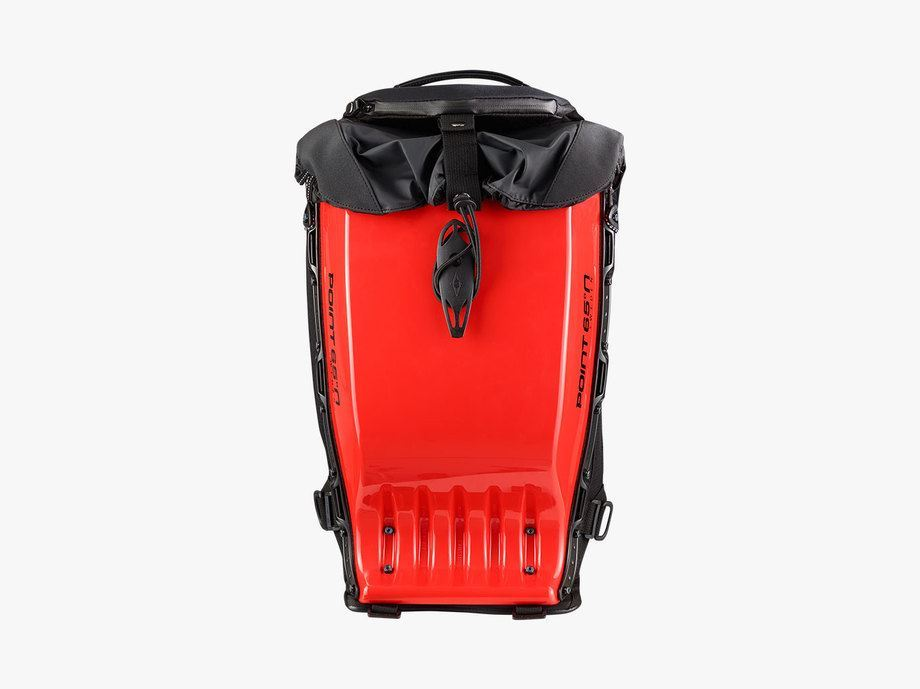 Point 65 Boblbee GT 20 L Hardshell Backpack Diablo Red