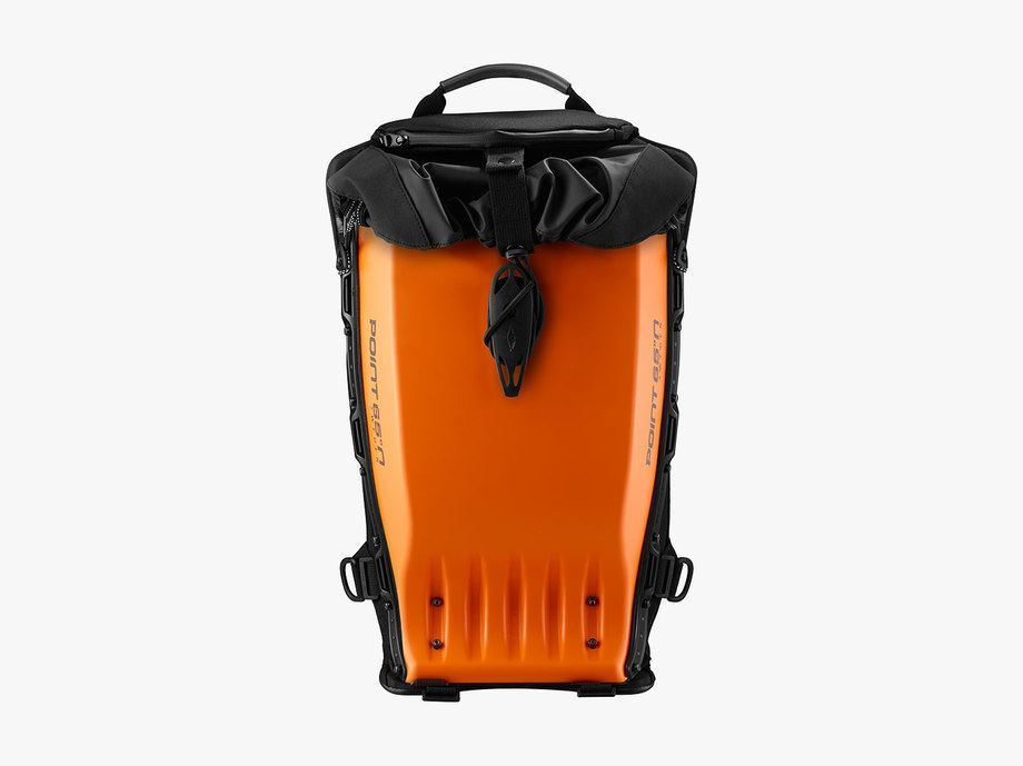 Point 65 Boblbee GT 20 L Hardshell Backpack Lava Orange