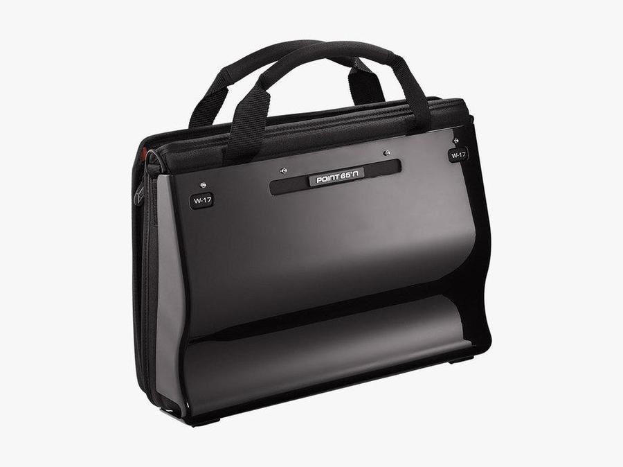 Point 65 Boblbee W17 Hardshell Laptop Bag darth black