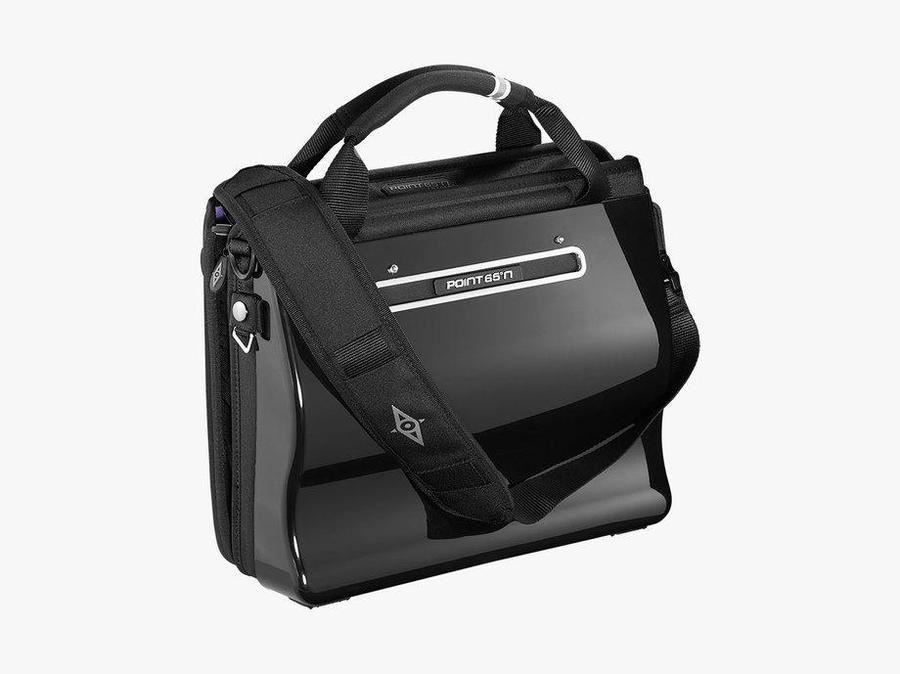 Point 65 Boblbee W13 Hardshell Laptop Bag Darth Black