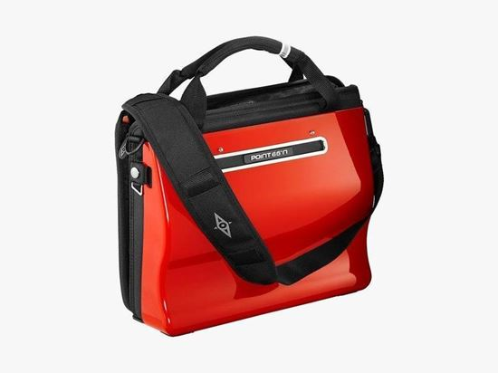 Point 65 Boblbee W13 Hardshell Laptop Bag Diablo Red