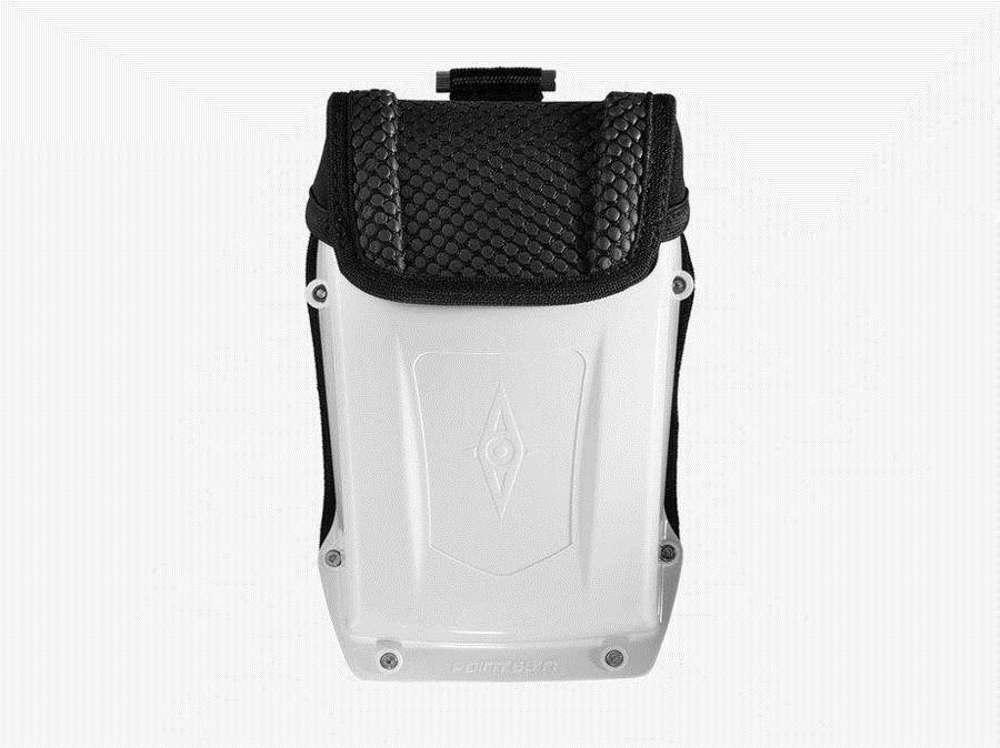Point 65 Boblbee Nano Hardshell Travel Case Front - White