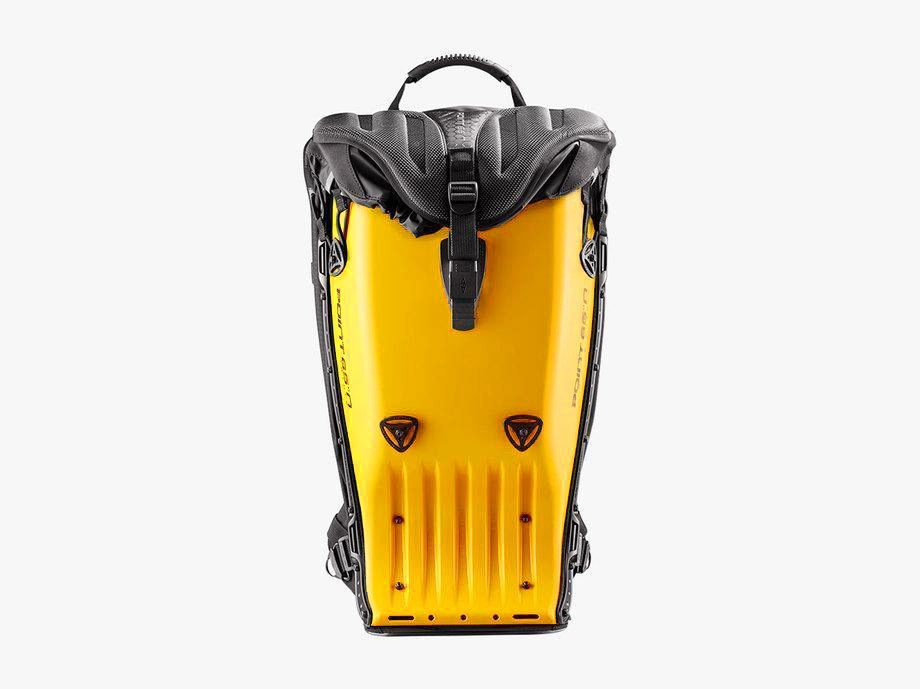 Point 65 Boblbee GT 25L Hardshell Backpack Wasp Yellow Front