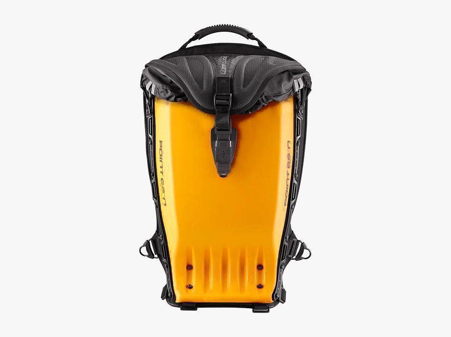 Colore Nero Opaco Boblbee GTX di Protezione Dorsale-Zaino 25 L
