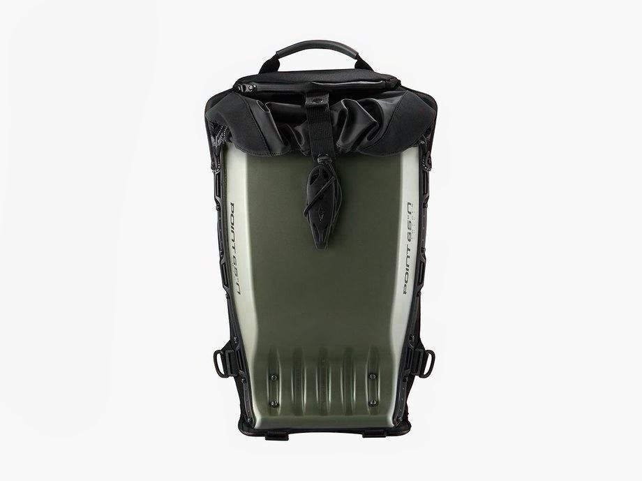 Point 65 Boblbee GT 20 L Hardshell Backpack Army Green