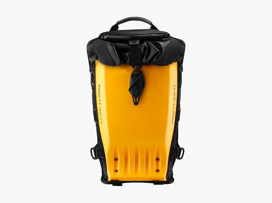 Point 65 Boblbee GT 20 L Hardshell Backpack Wasp Yellow