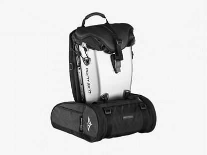 Point 65 Boblbee Hardshell Backpack Lumbar Cassette 10 L Accessory Pictured With Backpack