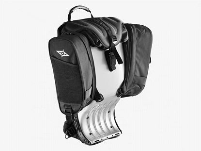 Point 65 Boblbee Hardshell Backpack Sidewinders 3L + 3L Accessory Pictured With Backpack