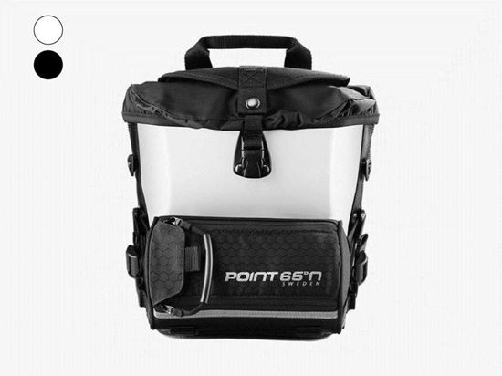 Point 65 Boblbee Cam 5L Hardshell Hip Bag Front - colori vari